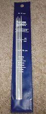 Susan Bates Quicksilver 4 pc Double Point Needles sz 2  2.75mm