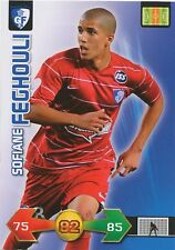 FEGHOULI # ALGERIA GRENOBLE FOOT 38 TRADING CARDS ADRENALYN PANINI FOOT 2010