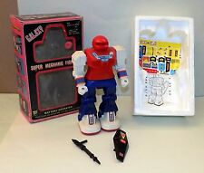 Galaxy Super Mechanic Fighter Robot ~ Made in Japan