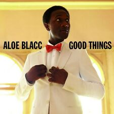 "ALOE BLACC ""GOOD THINGS"" CD NEU"