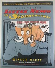 NEW - Complete Little Nemo in Slumberland: 1913-1914, Vol. 6