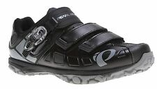 NEW Pearl Izumi X-Alp Enduro IV MTB Men's Cycling Shoes 42 8.5 Black/Grey $110Rt