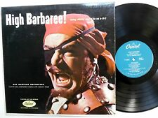 HIGH BARBAREE Rocking rollkicking songs of the sea LP Capitol Near-MINT vinyl