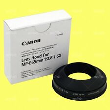 Genuine Canon MP-E65 Lens Hood for MP-E 65mm f/2.8 1-5x Macro Photo