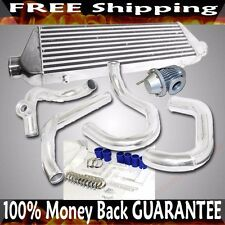 Front Mount Intercooler + Piping+BOV for 00-05 Volkswagen Golf/ Jetta 1.8T DOHC