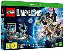 Lego Dimensions Starter Pack Xbox ONE Game FREE SHIPPING