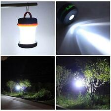 White Battery Lantern Zoomable Camping Light LED Lamp Tent Lamp Portable Light