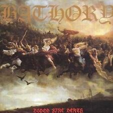 Bathory - Blood Fire Death (2000) - Used - Compact Disc