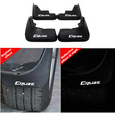 For Chevrolet Cruze Mud Flaps Splash Guard ( With Reflective Paper Mark ) 4 PCS