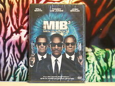 DVD neuf sous blister : Film : MEN IN BLACK 3 - MIB3 - Will Smith