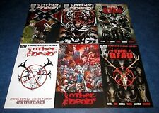 the OTHER DEAD 1 2 3 4 5 6 1st print set KEVIN EASTMAN ORTEGA IDW animal planet