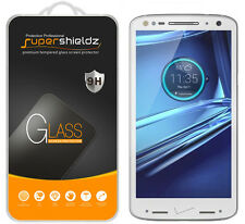 2X Supershieldz Tempered Glass Screen Protector Saver For Motorola Droid Turbo 2