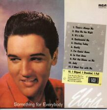 CD Elvis PRESLEY Something for everybody (1961) - Mini LP REPLICA - 18-track