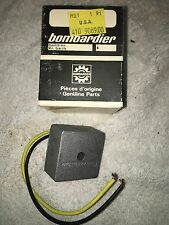 SKI-DOO ELAN- VOLTAGE REGULATOR 410-9089 ROTAX 250 Moto Ski BOMBARDIER----NEW