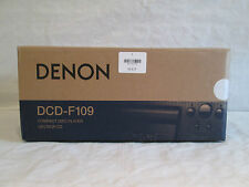 Denon DCD-F109 CD CD-Player CD/MP3/WMA, Digitalausgang, USB