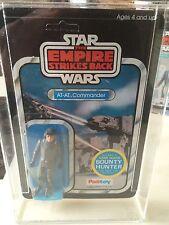 Star Wars Vintage Palitoy ESB At-At Commander 45A Back MOC Unpunched C9