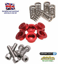 Oberon Performance Ducati Dry Clutch Spring, Collar Cap Kit #CLU-0115-RED