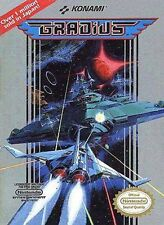 Gradius - The Classic NES Nintendo Space Shooter