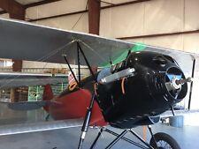 1927 waco GXE 10 airplane
