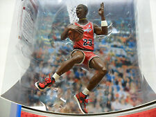 Michael Jordan Upper Deck Pro Shots 1985 Slam Dunk Contest Figure Mint Condition