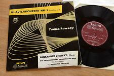 Tchaikovsky Tschaikowsky Piano Conerto 1 UNINSKY 10'' inch LP Philips A00672R