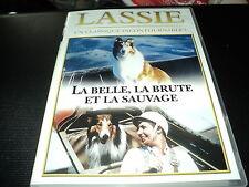"""DVD NEUF """"LASSIE - LA BELLE, LA BRUTE ET LA SAUVAGE"""" film long-metrage"""