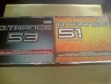 Gary D  D Trance  Vol.51 & 53     Sammlung
