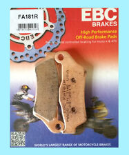 EBC FA181R Sintered Front Brake Pads for KTM  XC XC150 XC200 & XC300  2011-13