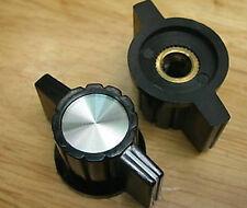 6x Screw Set Chickenhead Rotary Switch Pointer Knob,KS1 ay