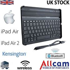 Kensington Wireless Bluetooth Keyboard for iPad Air, Air 2 - English & Arabic