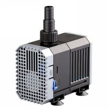 400 GPH Submersible Adjustable Water Pump Aquarium Fish Tank Fountain Hydroponic