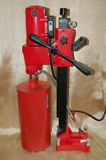 """NEW 8"""" BLUEROCK ® Tools CORE DRILL W/ STAND CONCRETE CORING HIGH QUALITY"""