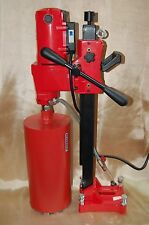"NEW 8"" BLUEROCK ® Tools CORE DRILL W/ STAND CONCRETE CORING HIGH QUALITY"