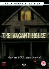 THE VACANT HOUSE - Special Edition  HORROR DVD NEW