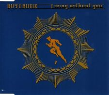 Boytronic Maxi CD Living Without You - Germany (M/M)