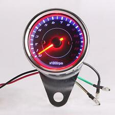 Backlight Tachometer For Harley Softail Sportster Dyna Touring XL 883 1200
