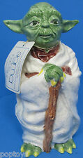 CERAMIC BANK  '82 vintage YODA -  Sigma Star Wars UNUSED Original TAG