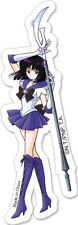 *NEW* Sailor Moon: Sailor Saturn Sticker by GE Animation