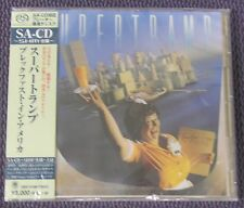 "SUPERTRAMP ""BREAKFAST IN AMERICA"" JAPAN SHM-SACD DSD 2016 JEWEL CASE *SEALED*"