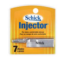 Schick Injector Blades 7 Each