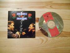 CD Schlager Ruth Jacott / Paul De Leeuw - Bliif Bij Mij (2 Song) DINO MUSIC