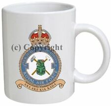 ROYAL AIR FORCE 75 NEW ZEALAND SQUADRON COFFEE MUG