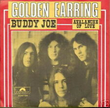 GOLDEN EARRING 45 TOURS BELGIQUE BUDDY JOE
