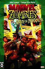 MAX 21: MARVEL ZOMBIES VS ARMY OF DARKNESS deutsch ARMEE DER FINSTERNIS   + TOP+