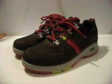 CHACO  VERONA BLACK HIKING / WALKING SHOE LACE-UP EXCELLENT CONDITION 8 / 39 MED