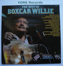 BOXCAR WILLIE - The Best Of ... - Excellent Con LP Record Pickwick SHM 3117