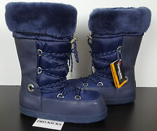 UGG AUSTRALIA COTTRELL WOMENS BOOTS SNOW WINTER BLUE $250 NEW 1003138 (SIZE 10)