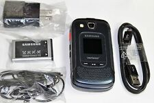 Samsung Convoy 4 B690 Rugged Flip Bluetooth Cellular phone Verizon Great