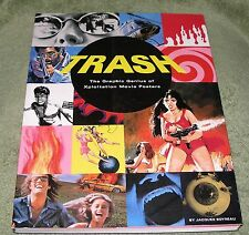 TRASH Graphic Genius of Xploitation Movie Posters : Jacques Boyreau 2002 1st 1st