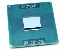 Intel Core 2 Duo T9900 SLGEE 1066 MHZ 3.06GHz 6 MB CPU Prozessoren